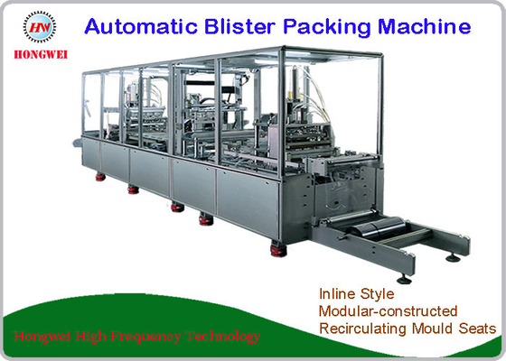 Insole Automatic Blister Packing Machine