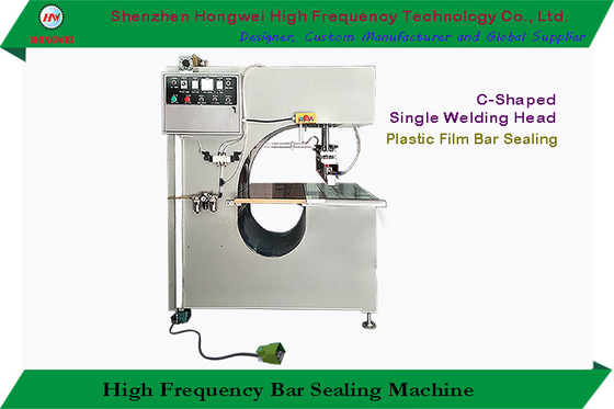 Greenhouse High Frequency Sealing Machine For Tarpaulin Bonding